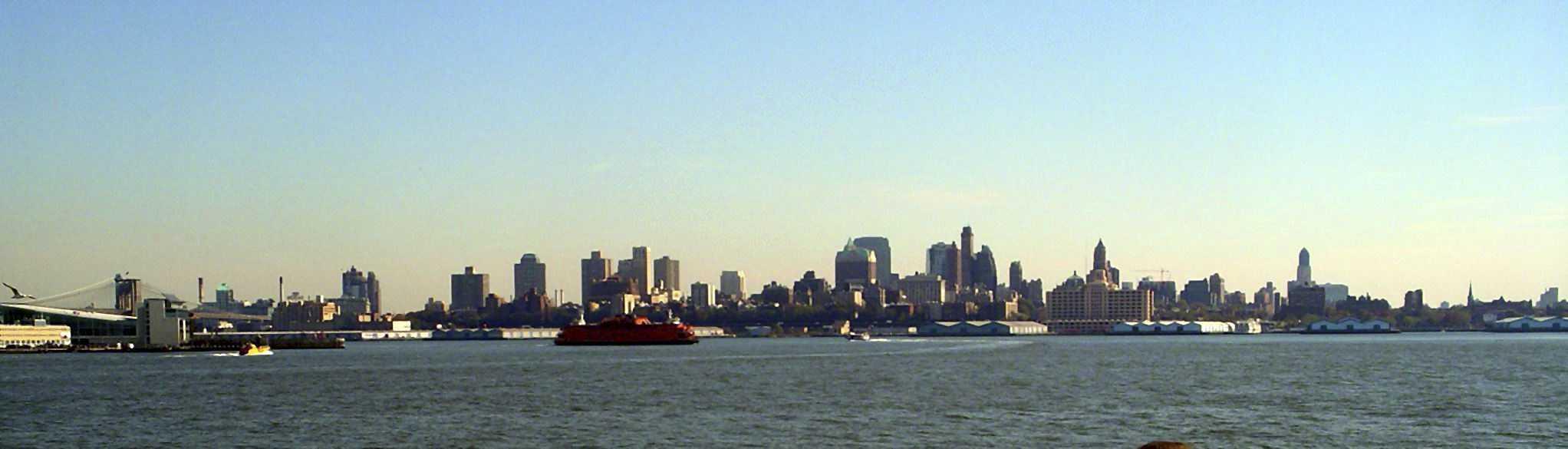 brooklyn-skyline-1446735 קו הרקיע של ברוקלין