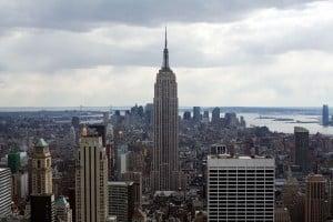 אתרי חובה בניו יורק. מגדל אמפייר סטייט