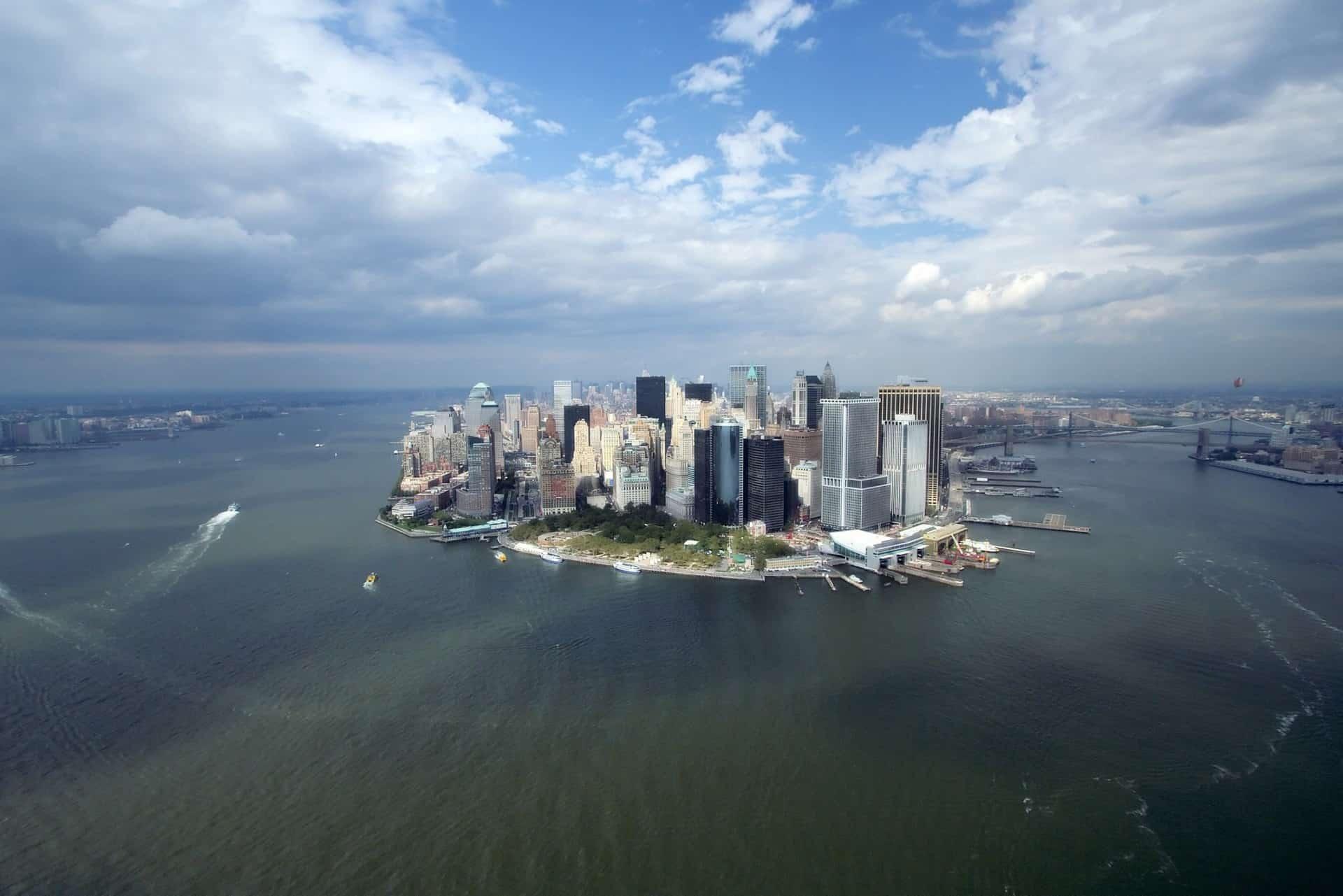 ברוכים הבאים לניו יורק שלי!