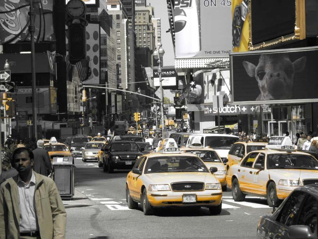 תחבורה בניו יורק