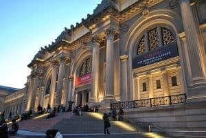 מוזיאון המטרופוליטן. המוזיאון המרכזי של ניו יורק