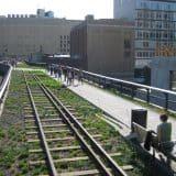 פארק היי ליין (The High Line)
