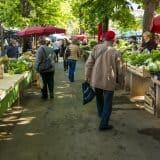 שווקים בניו יורק