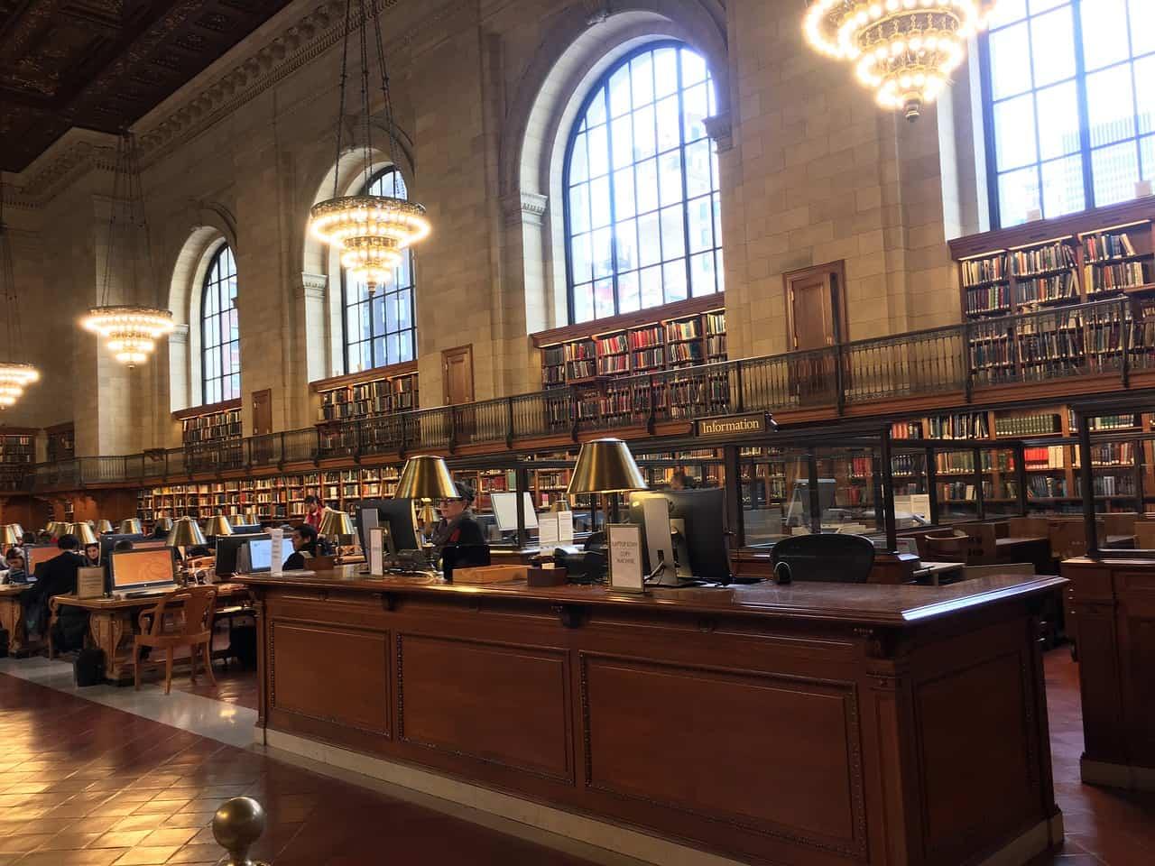 הספרייה הציבורית