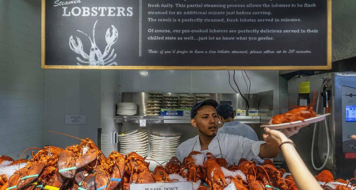 5 שווקי אוכל מומלצים בניו יורק