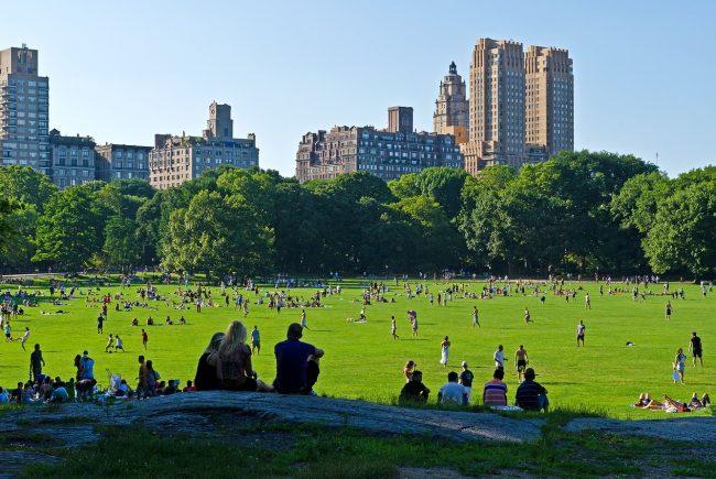 9 אטרקציות מומלצות ליום לוהט בניו יורק