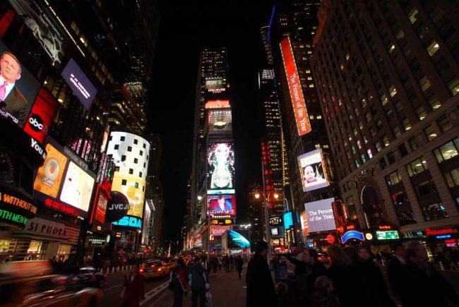 מסלולי טיול מומלצים בניו יורק